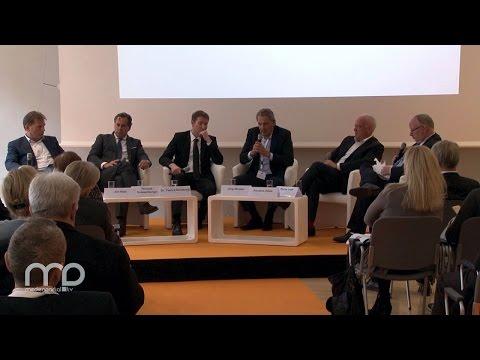 """Diskussion: """"Bettertainment"""" - Der konvergente Milliardenmarkt Medien"""