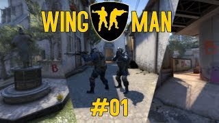 NEW SERIES! - Winning Wingman #1