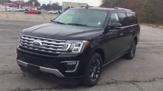 The 2019 Ford Expedition Max LIMITED: What You Need To Know