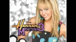 Supergirl - Hannah Montana season 3 with lyrics