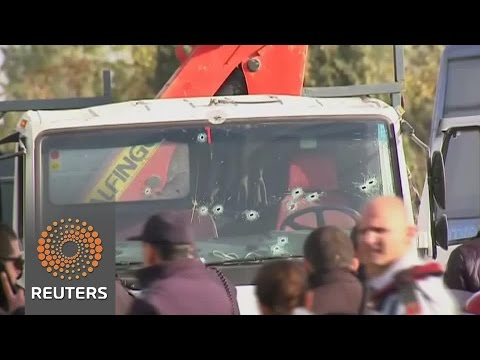 At least 4 dead in Jerusalem attack