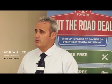 Customer Experience - Toyota North Shore