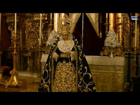 Besamanos de la Virgen de la Cabeza - Hermandad de las Siete Palabras -