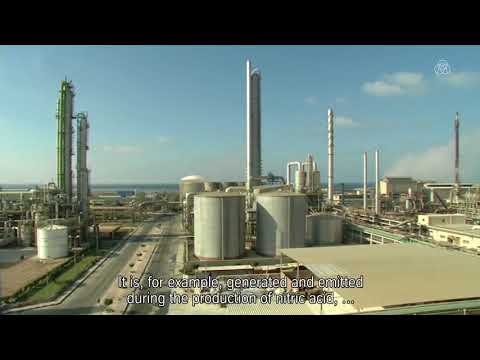 EnviNOx – how greenhouse gas vanishes into thin air