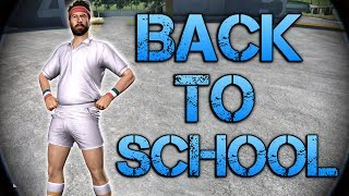 Skate 3 - Part 8 | BACK TO SCHOOL | Miniskaters are hilarious