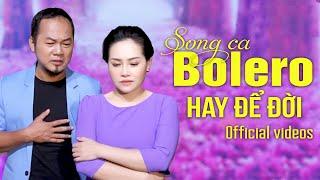 Tuyệt Đỉnh Song Ca Trữ Tình Bolero 2020 | LK Đồi Thông Hai Mộ - Long Đẹp Trai & Phi Nga