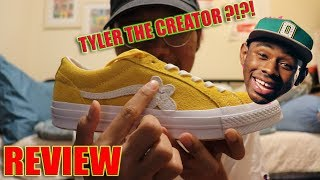 "#SEPOKAT - RAPPER PAKE SEPATU CONVERSE?!?! ""TYLER THE CREATOR"" (REVIEW Converse x Golf le Fleur)"