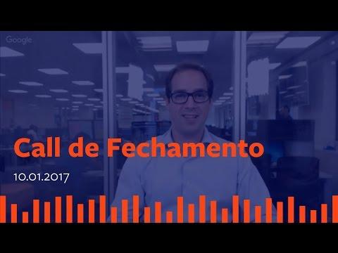 Call de Fechamento  - 10 de Janeiro de 2017.