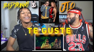 Jennifer Lopez & Bad Bunny - Te Guste (Official Music Video) | FVO Reaction