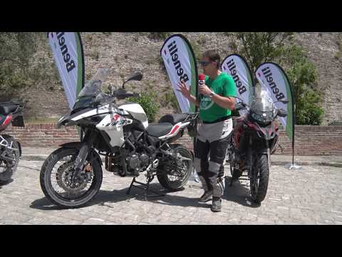 Motosx1000: Presentación Benelli TRK502X