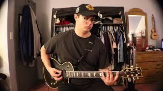 Vein - Old Data in a Dead Machine / Rebirth Protocol (Guitar Cover)
