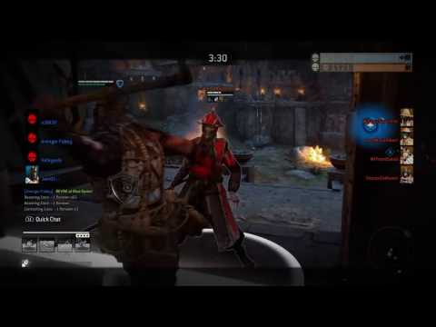 For honor -berserker traps