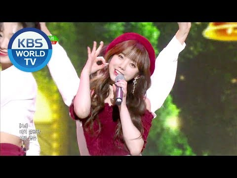 Lovelyz - Twinkle, Lost N Found | 러블리즈 - 종소리, 찾아가세요 [Music Bank / 2018.12.21]