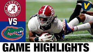 #1 Alabama vs #7 Florida Highlights | 2020 SEC Championship Game Football Highlights