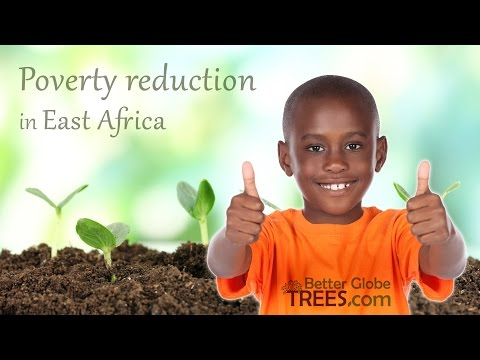 Better Globe: Poverty Reduction in East Africa