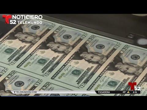 A Punto de ser Aprobado un Cheque de $600 en el Segundo Estímulo Económico