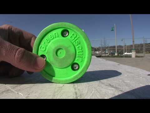 Video GREEN COOKIE PUCK STANDARD