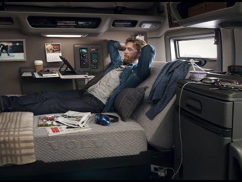 Volvo Trucks - The new Volvo VNL - Living Environment