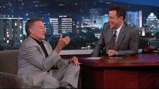 Robin Williams' Funniest Moments