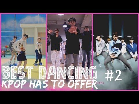 Best Dancing KPop Has To Offer | Debut Songs #2