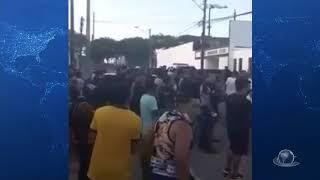 Torcida do Ceará protestou em frente a Sede do Clube   Jornal da Cidade