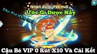 Cậu Bé May Mắn VIP 0 : Khi Rút X10 Sở Hữu 1 Dàn Pokemon Huyền Thoại Cực Mạnh : Pokemon Game Theory
