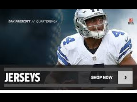 Dallas Cowboys Gear | Dallas Cowboys Jerseys | NFL Shop