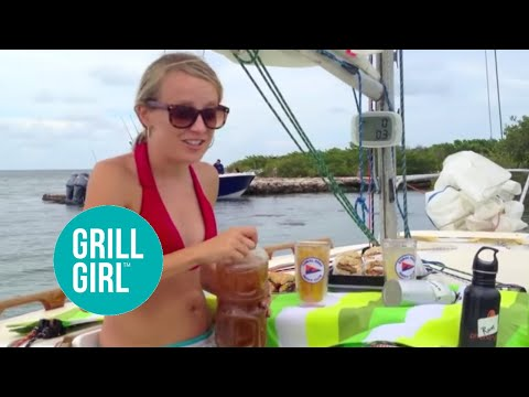 "Boat Drinks on Biscayne Bay: The ""Dark and Stormy"" and the ""John Daly"""