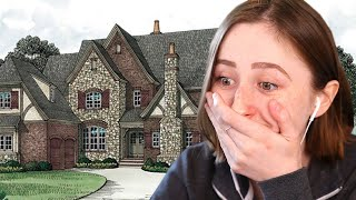 Can I recreate this real house in The Sims 4? (Streamed 12/29/20)