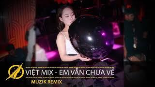 Em Vẫn Chưa Về Remix 2018 - DJ Elsoq - Đình Phong - Official Lyric Audio