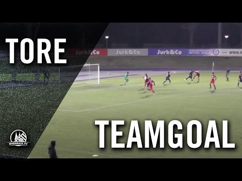 Teamplay-Tor mit Ümit Ergirdi (FC Viktoria 1889 Berlin) | SPREEKICK.TV