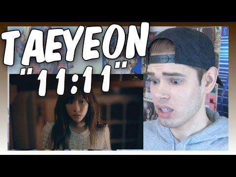 MV Reaction l TAEYEON 태연_11:11