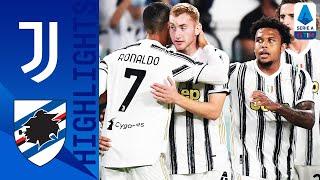 20/09/2020 - Campionato di Serie A - Juventus-Sampdoria 3-0, gli highlights