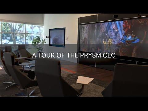 A tour of Prysm's San Jose Customer Experience Center (CEC)