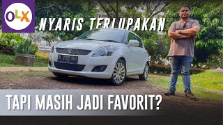 Hatchback Paling Menyenangkan Dari Suzuki Tapi Malah Ditiadakan   Suzuki Swift GS Gen-3