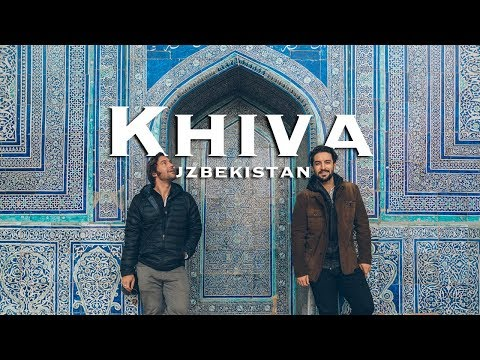 Khiva | Time Travel to Uzbekistan's Silk Road