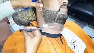 How to Make New stylish beard 2019 || Pakistan Best stylish Beard ever 2019 by Okara hair