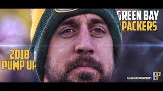 Green Bay Packers 2018 Pump Up
