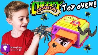 TOY CRAWLERS Maker Kit Review with HobbyKidsTV