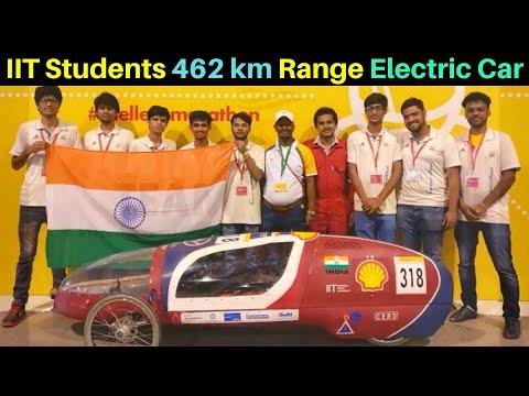EV News 74: IIT Students Made 462 km Range Electric Car, Mahindra 1000 Electric Cars, eKUV 100