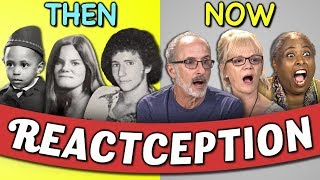 ELDERS REACT TO OLD PHOTOS OF THEMSELVES #5