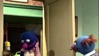 Sesame Street - Mr. Johnson orders from Speedy Pizza