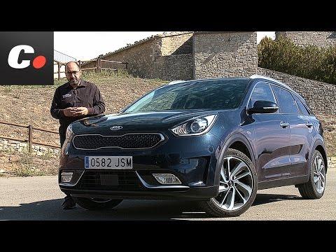 Kia Niro SUV 2016 |  Prueba / Test / Review en español | coches.net