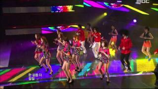 T-ARA - Roly Poly In Copakabana, 티아라 - 롤리폴리 인 코파카바나, Music Core20110813