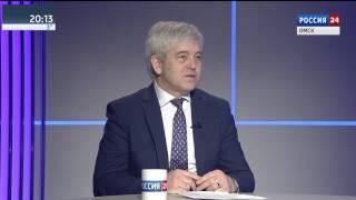 Актуальное интервью Владимир Плужник, художественный руководитель ансамбля Мюзет