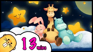 Twinkle Twinkle Little Star and More+   Nursery Rhymes Compilation   13mins