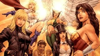 Top 10 DC Superheroines