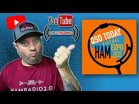 QSO Today Virtual Ham Expo TODAY!