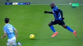 Romelu Lukaku is so GOOD in 2021