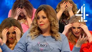 8 Out of 10 Cats Does Conaty-down | Roisin Conaty Being Incredibly Relatable for 20 Minutes.